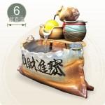 【風水球(M)】福袋有餘(6cm滾球)
