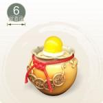 【風水球(S)】招財一串錢滾球(6公分球)