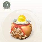 【風水球(小)】招財雙貔貅滾球(6cm滾球)