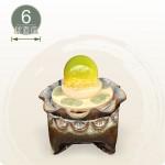 【風水球(小)】財庫滾球(亮咖)(6cm滾球)
