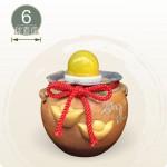 【風水球(小)】招財雙元寶滾球(6cm滾球)