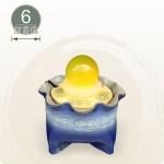 【風水球(小)】財庫滾球(藍)(6cm滾球)