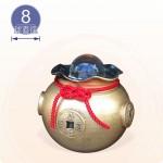 【風水球(中)】金五帝滾球(8cm滾球)