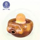 【風水球(小)】圓滿豬滾球 (8cm滾球)