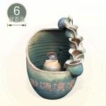 【風水球(中)】五福臨門風水球(綠)(6cm滾球)