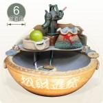 【風水球(大)】家財萬貫(大) (6cm滾球)