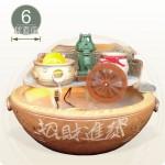 【風水球(大)】豐收水車滾球(6cm滾球)