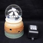 【滾球組】光球 10 公分滾球陶座組(含馬達與變壓器)