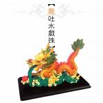 【波麗】龍吐水戲珠(小龍R403)(有底版)