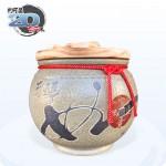 【頂級(吉利)】青斗砂釉(吉祥如意) | 約裝 20 台斤米