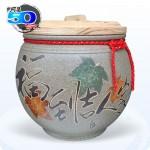 【頂級(吉利)】青斗砂釉(福到吉人家) | 約裝 50 台斤米