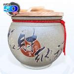 【頂級(吉利)】青斗砂釉(招財納福) | 約裝 50 台斤米