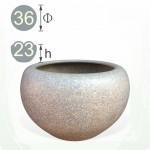 """【水缸】14""""陶藝色陶瓷水缸(也可當火爐)(約 35 x 23)"""