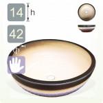 【洗手盆】( 圓 ) 三色洗手盆