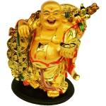 【財神】金幣元寶佛 (1695B)