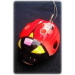 【陶笛】瓢蟲(紅)