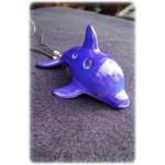 【陶笛】海豚(藍)