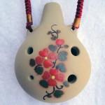 【高音階陶笛】10音教學專用陶笛