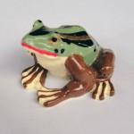 【擺飾小物】金線蛙